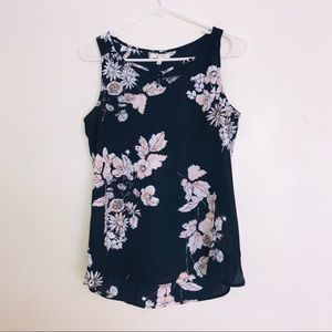 Floral Maurices womens xs tank top.